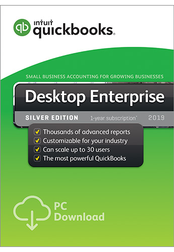 2019 QuickBooks Enterprise Silver