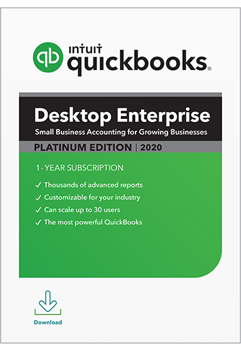 2019 QuickBooks Enterprise Platinum