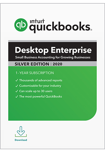 2020 QuickBooks Enterprise Silver